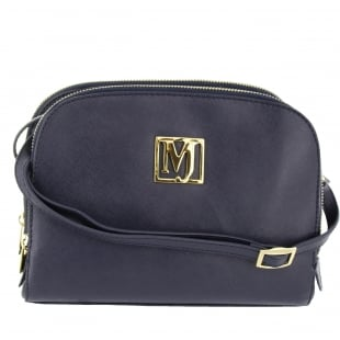 Marta Jonsson Womens Across Body Bag 8522L Navy