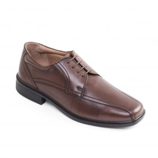Padders Aston Brown Shoes