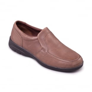 Padders Leo 614 Taupe Shoes