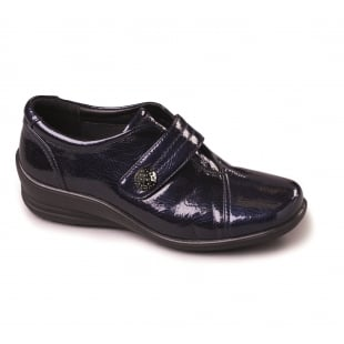 Padders Simone 200 Navy Shoes