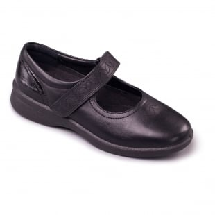 Padders Sprite 2 633N Black Combination Shoes