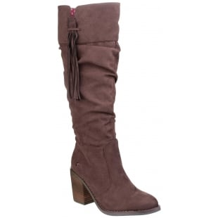 Rocket Dog Day Zip Up Tribal Brown Boots