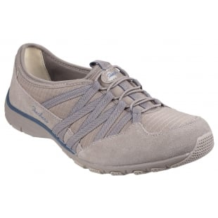 Skechers Active Conversations Holding Aces Stone/Navy SK22551