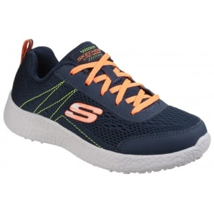 Skechers Burst: Second Wind Navy/Orange SK97300L