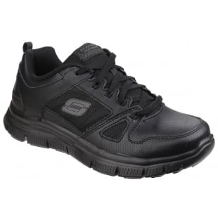 Skechers Flex Advantage Master Flex Black Boys SK95524L