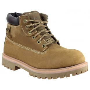 Skechers Sargents Verdict Dark Sand/Charcoal Boots