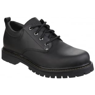 Skechers Tom Cats Lace Up Shoe Black Shoes