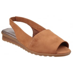 The Flexx Fantazee Nubuck Virgin Sandals
