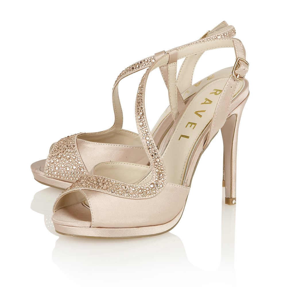 Champagne Womens Shoes