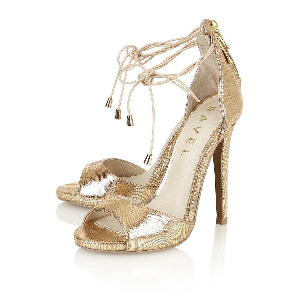 Ravel Milwaukee Rlp Rose Gold Shoes