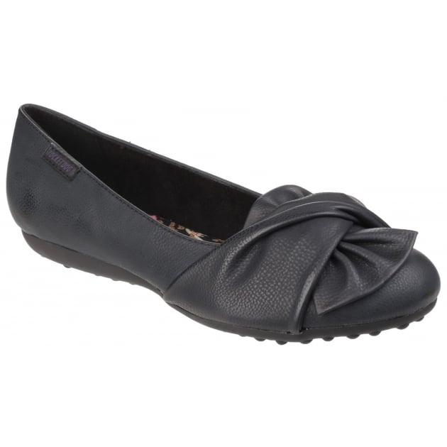 Rocket Dog Risky Slip On Black Shoes