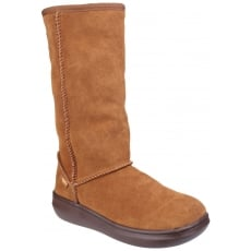 Rocket Dog Sugardaddy Pull On Chestnut Boots