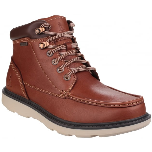 Boat Builders Moc Toe Lace Up Harves Boots