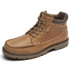 Rockport Gentry Waterproof Mid M77167 Straw Boots