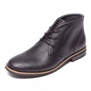 Rockport Ledge Hill 2 Chukka A12910 Black Boots