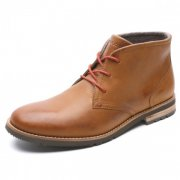 Rockport Ledge Hill 2 Chukka A13849  Caramel Boots