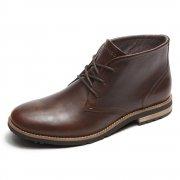 Rockport Lh2 Chukka M78583 Dark Brown Boots