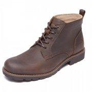 Rockport Street Escape Plain Toe Chukka A12860 Mid Brown Boots