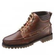 Sebago Gibraltar Boot B714005 Brown Oiled Waxy Boots