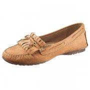 Sebago Meriden Kiltie B409043 Tan Shoes