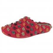 Silentnight Smartie Red Slippers