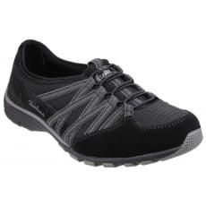 Skechers Active Conversations Holding Aces Black/Charcoal