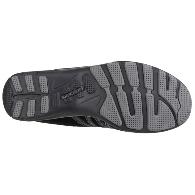 Skechers Active Conversations Holding Aces Black/Charcoal SK22551