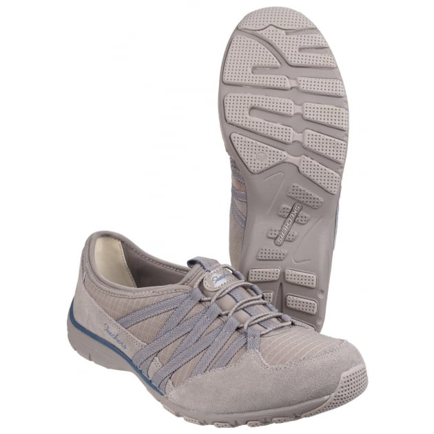Skechers Active Conversations Holding Aces Stone/Navy