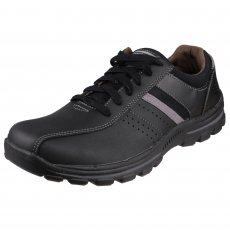 Skechers Braver-Alfano Black Shoes