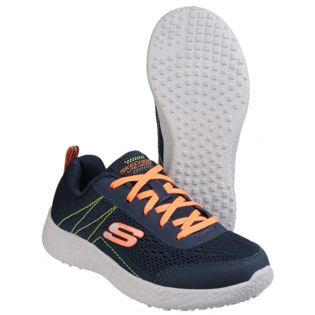 Skechers Burst: Second Wind Navy/Orange SK97300L