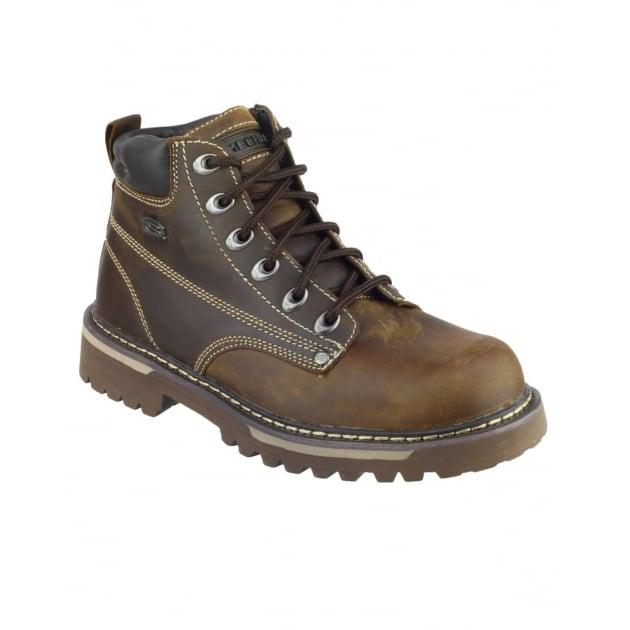 Cool Cat - Bully II Chocolate/Dark Brown Boots