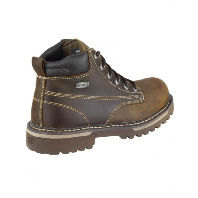 Skechers Cool Cat - Bully II Chocolate/Dark Brown Boots