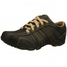 Skechers Diameter Vassell Sk62607 Black/Tan Shoes
