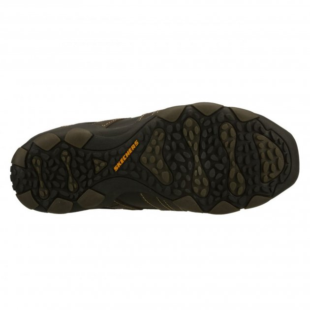 Skechers Diameter Vassell Sk62607 Black/Tan Shoes