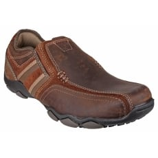 Skechers Diameter Zinroy Dark Brown Shoes