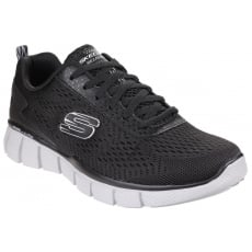 Skechers Equalizer 2.0 Settle The Score Black/Grey SK51529