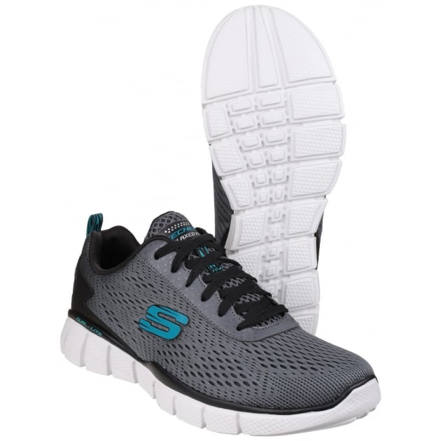 Skechers Equalizer 2.0 Settle The Score Grey/Black