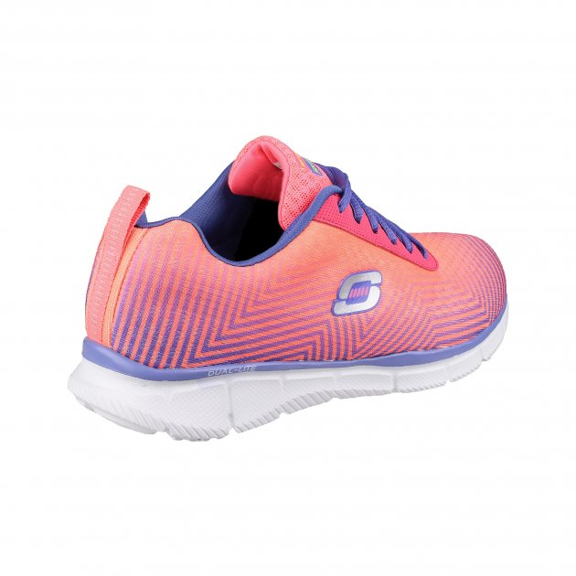 Skechers Equalizer Expect Miracles Sk12034 Pink/Purple Shoes