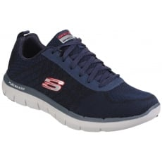 Skechers Flex Advantage - 2.0 Golden Point Navy/Red