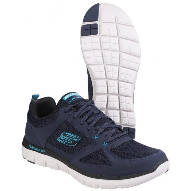 Skechers Flex Advantage - 2.0 Navy/Blue