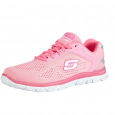 Skechers Flex Appeal - Love Your Style Sk11728 Pink Shoes