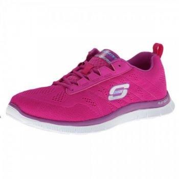 Skechers Flex Appeal Sweet Spot Pink/Purple Shoes