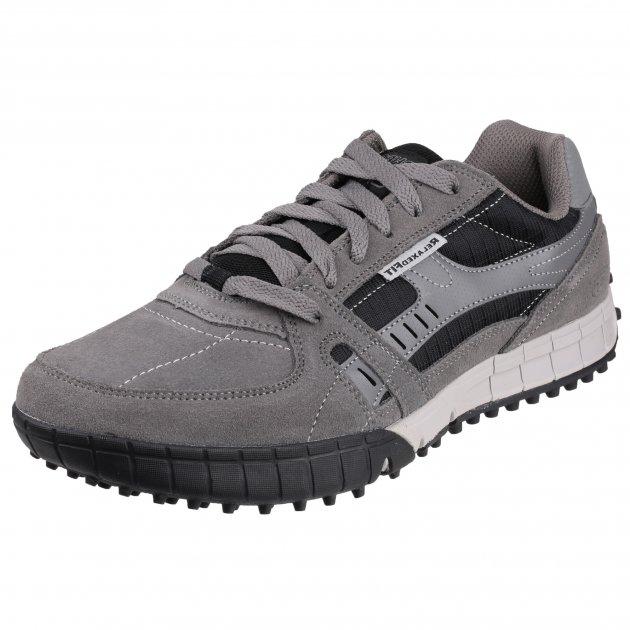 Skechers Floater Sk51328 Black/Grey Shoes