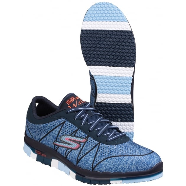 Skechers Go Flex - Ability Lace Up Navy