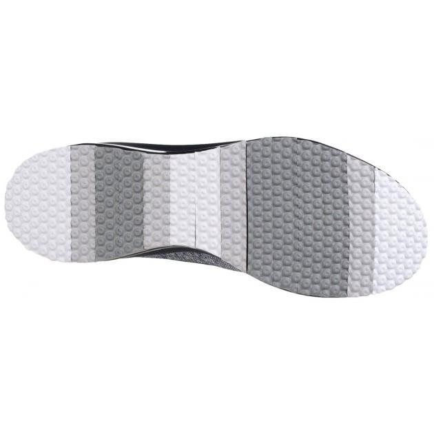 Skechers Go Flex Slip On Sports Shoe Navy/Grey Shoes