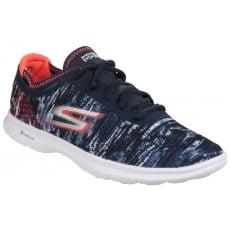 Skechers Go Step Navy/Orange