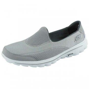 Skechers Go Walk 2 Grey Shoes