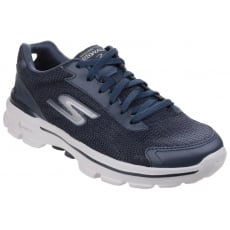 Skechers Go Walk 3 Fit Knit Navy