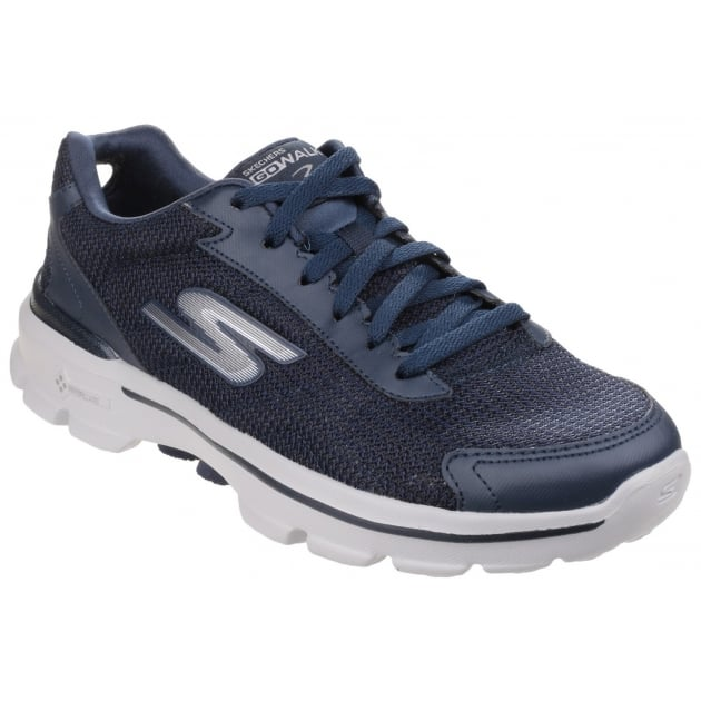 Skechers Go Walk 3 Fit Knit Navy SK53981