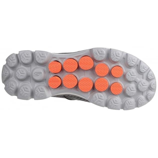 Skechers Go Walk 3 Grey/Orange